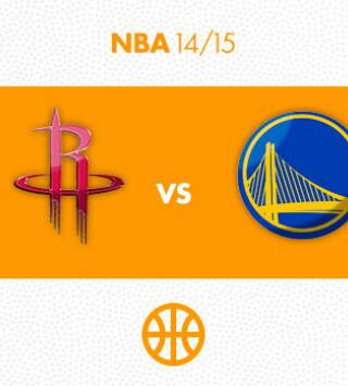 Houston Rockets - Golden State Warriors (3º Final Conferencia)