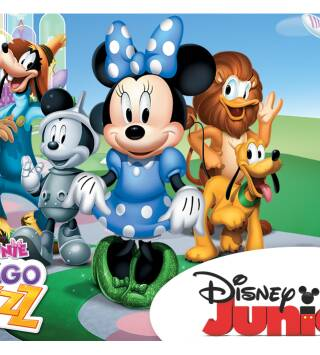 La Casa de Mickey Mouse: El Mago de Dizz