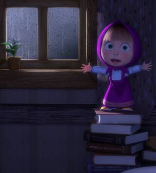Episodio 6: La historia terrible de la niña supersticiosa