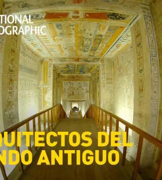 Arquitectos del Mundo Antiguo