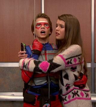 Episodio 18: El beso del ascensor