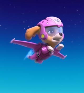 Episodio 26: La patrulla salva a sus amigos flotantes / La patrulla salva un satélite