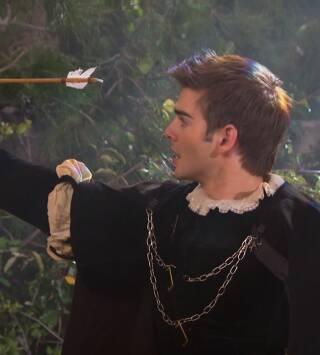 Episodio 25: Robin Hood: Príncipe de los Thunder