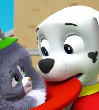 Episodio 14: La Patrulla salva a los gatitos a la fuga / La Patrulla salva a mini Marshall