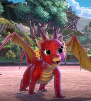 Episodio 10: La dragona real