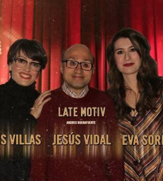 Episodio 98: Jesús Vidal / Thais Villas y Eva Soriano