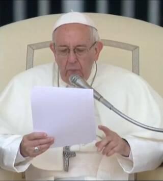Audiencia General del Vaticano