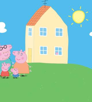 Episodio 6: Animalitos / En la oficina de papá Pig