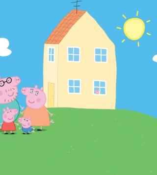 Episodio 25: Nos vamos de acampada / El capitán papá Pig