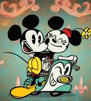 Episodio 10: Mickey dice no