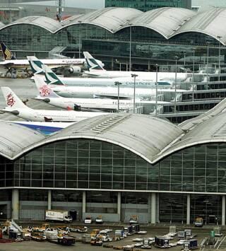 Episodio 2: Un aeropuerto en el mar