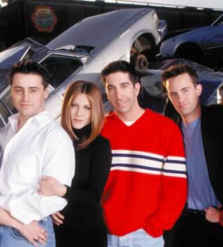 Episodio 11: El de cuando Chandler no recuerda qué hermana