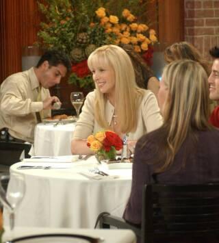 Episodio 5: El de la cena de cumpleaños de Phoebe
