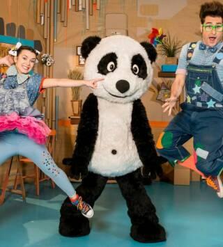 Episodio 19: Panda gladiador