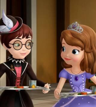 Episodio 1: Sólo una princesa más