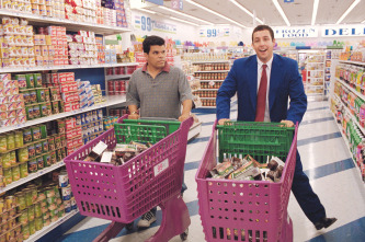 Embriagado de amor (Punch-Drunk Love)