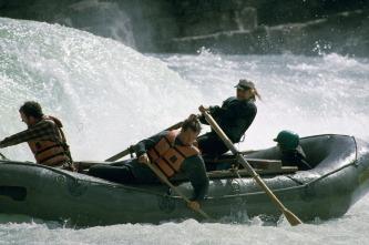 Río salvaje