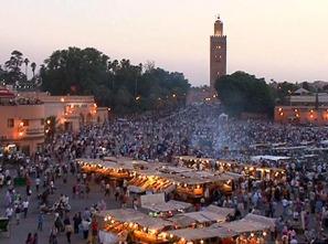 Callejeros Viajeros - Marrakech