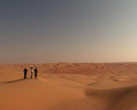 Callejeros Viajeros - Abu Dhabi