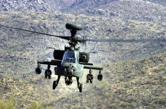 Mega factorías - El helicoptero Apache