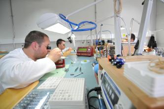 Las reparaciones más difíciles del mundo - El acelerador de partículas