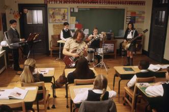 School of Rock (Escuela de rock)