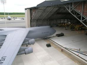 Superestructuras - Transporte de la Fuerza Aérea