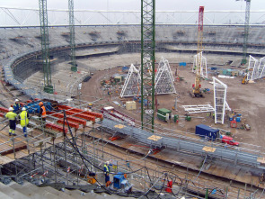 Superestructuras - El estadio olímpico de Londres