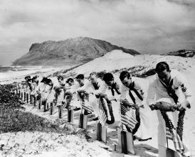 Dentro de la Segunda Guerra Mundial