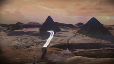 El universo, misterios ancestrales - Pirámides
