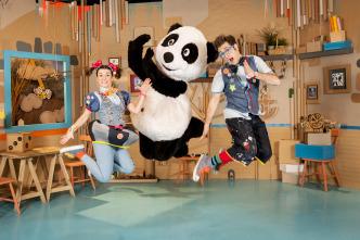 Panda Y La Cabaña De Cartón Temporada 1 Panda Y La Cabaña De Cartón Movistar