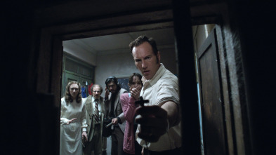 Expediente Warren: El caso Enfield (The Conjuring)