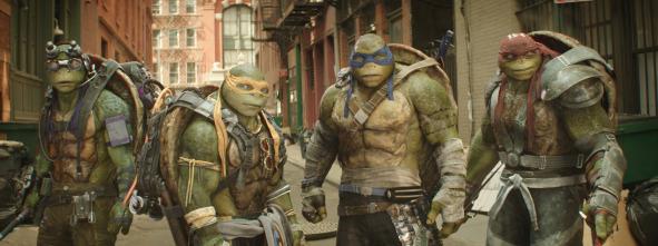 Tortugas Ninja: Fuera de las sombras