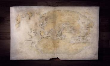 Tesoros al descubierto - El mapa de Vinlandia