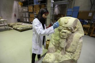 Los guardianes del Tesoro de Egipto