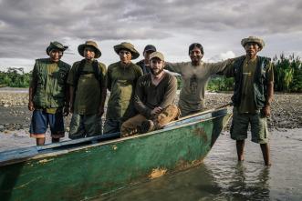 La búsqueda de Diego Cortijo - Paititi, la ciudad perdida de los Incas