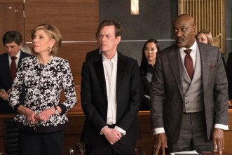 The Good Fight - Pero ha mentido