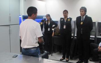Alerta Aeropuerto: Perú