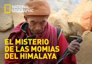 El misterio de las momias del Himalaya