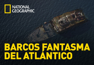 Barcos fantasma del Atlántico