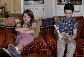 El joven Sheldon - Una crisis de fe y pulpos alienígenas