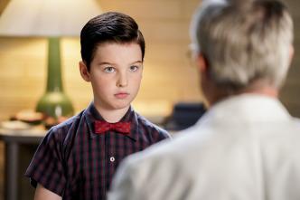 El joven Sheldon - Episodio 5
