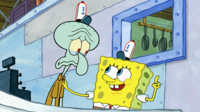 Bob Esponja - ¿Ya eres feliz? / El planeta de las medusas