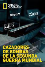 Cazadores de bombas de la Segunda Guerra Mundial