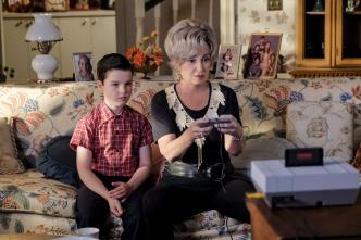 El joven Sheldon - Una princesa de 8 bits y un genio de los pinchazos