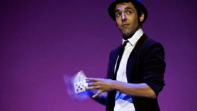 El mago pop - Raúl Arévalo