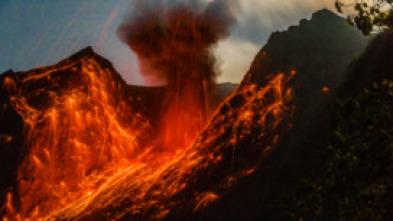 Odisea volcánica - Los fuegos de Don Goyo