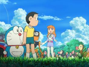 Doraemon en busca del escarabajo dorado