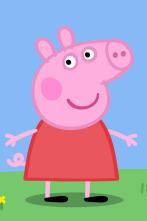 Peppa Pig - Cerámica / Aviones de papel