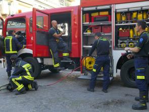 Bomberos: Alcorcón - A contrarreloj